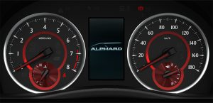 ガソリン車(エアロ車用)オプティトロンメーター