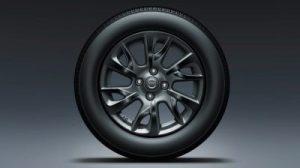 グロスブラック15インチアルミホイール&88Sタイヤ