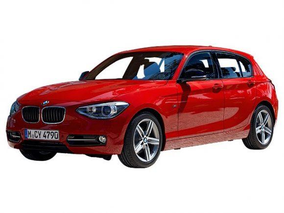 BMW・1シリーズ